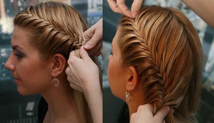 Как красиво заплести волосы в домашних условиях