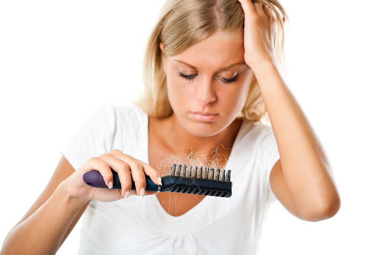 При беременности выпадают волосы что делать