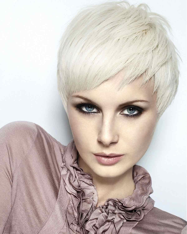 Покрашенные волосы в два цвета фото - 2986