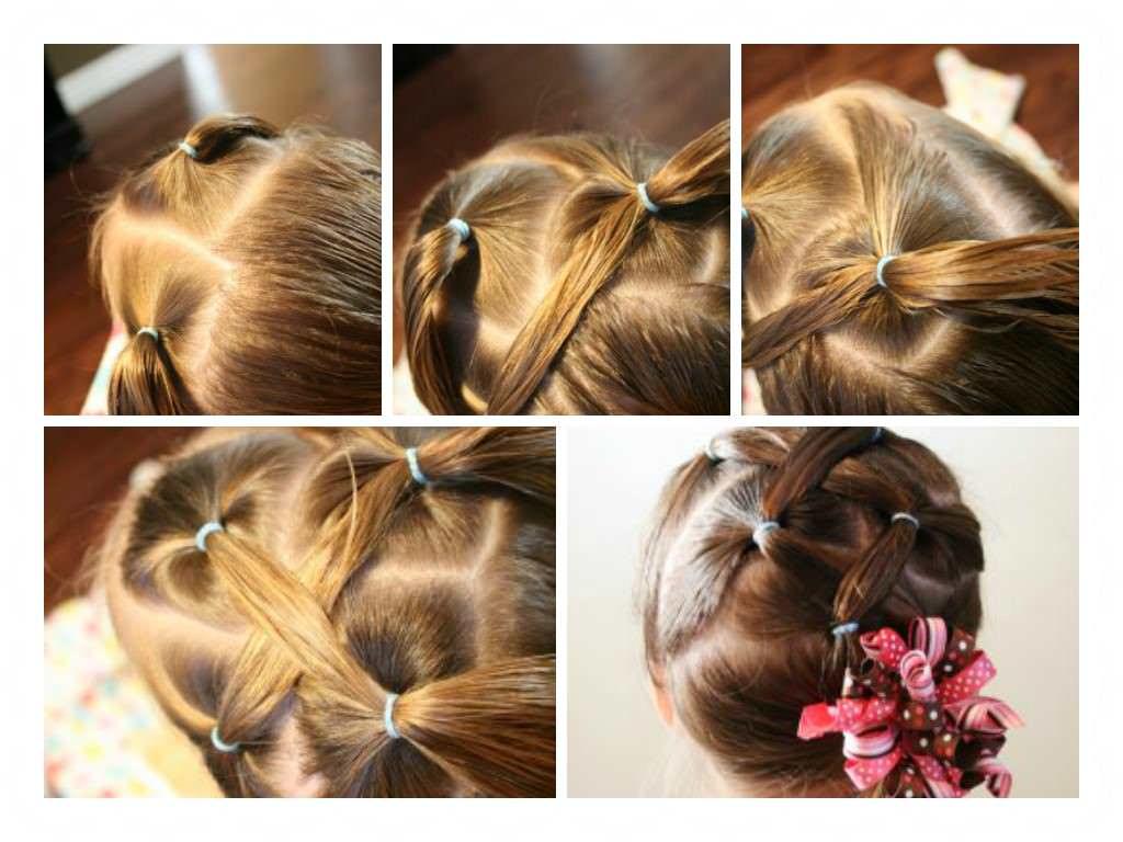 Прически для девочек в школу (фото и видео примеры), Женские прически и стрижки, уход за волосами, красота и мода