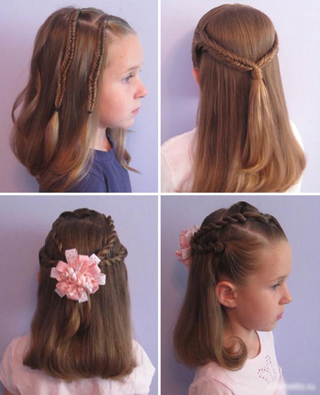 Прическа свидетельницы на свадьбу короткие волосы