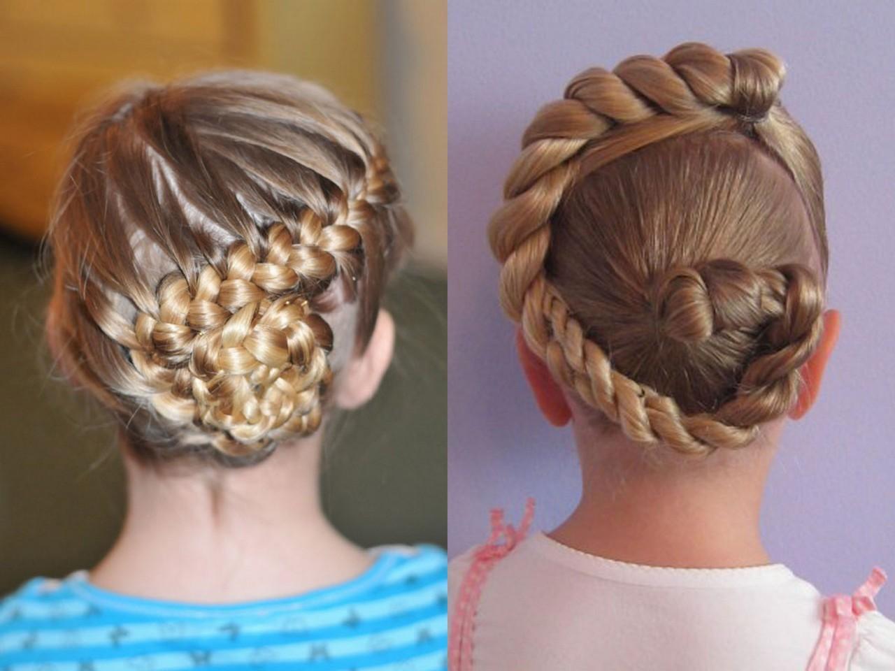 Прически для подростков девочек: модные и красивые (с фото)