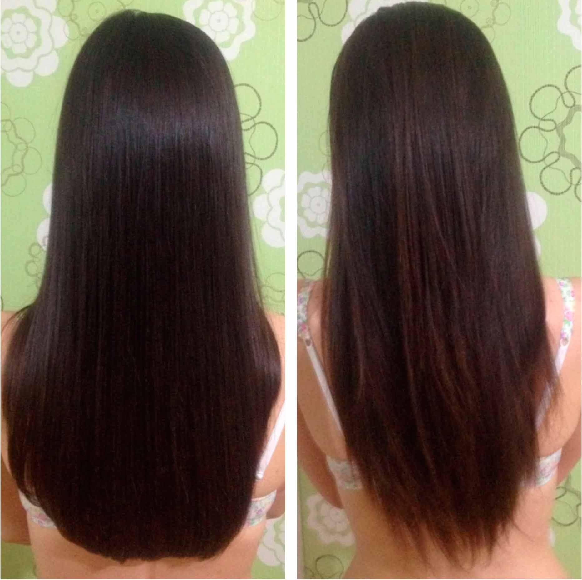 Виды каскада на длинные волосы