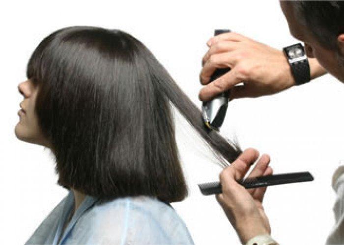 Домашний парикмахер подобрать себе прическу 169