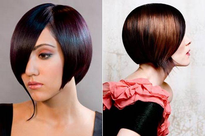 стрижка гранж женская на короткие волосы
