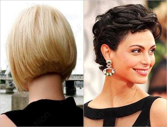 Стрижки на короткие волосы 2016 женские без челки фото