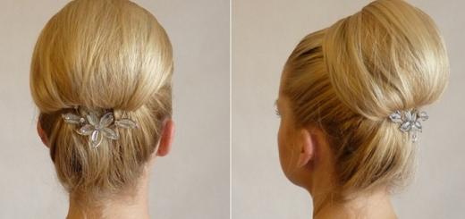 волос на фото легкие прически длинный