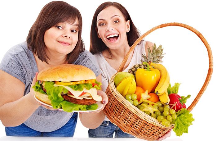 красота и правильное питание