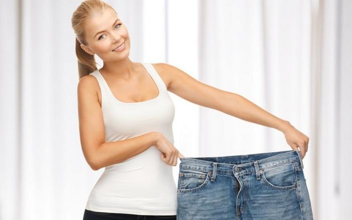без вреда здоровью можно похудеть за месяц