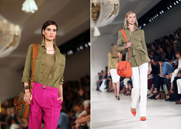 New York Fashion Week - S/S 2015 - Ralph Lauren